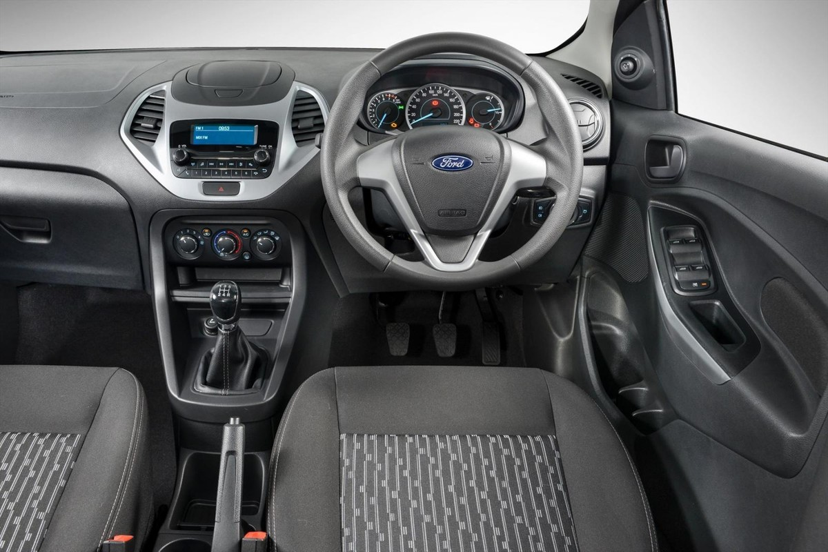 Ford has expanded its figo budget car range through the introduction of range topping 1 5 titanium hatchback derivative which features inter alia