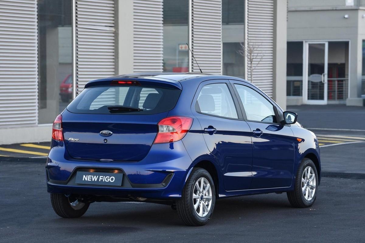 Updated Ford Figo 2018 Specs Price Cars Co Za