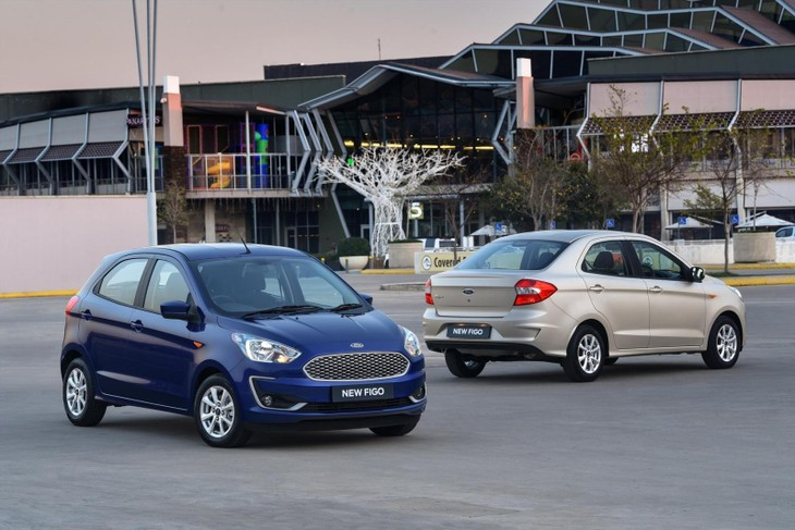 The New Ford Figo Budget Car Range Is Now Available In South Africa Herewith Its Specification And Pricing Details