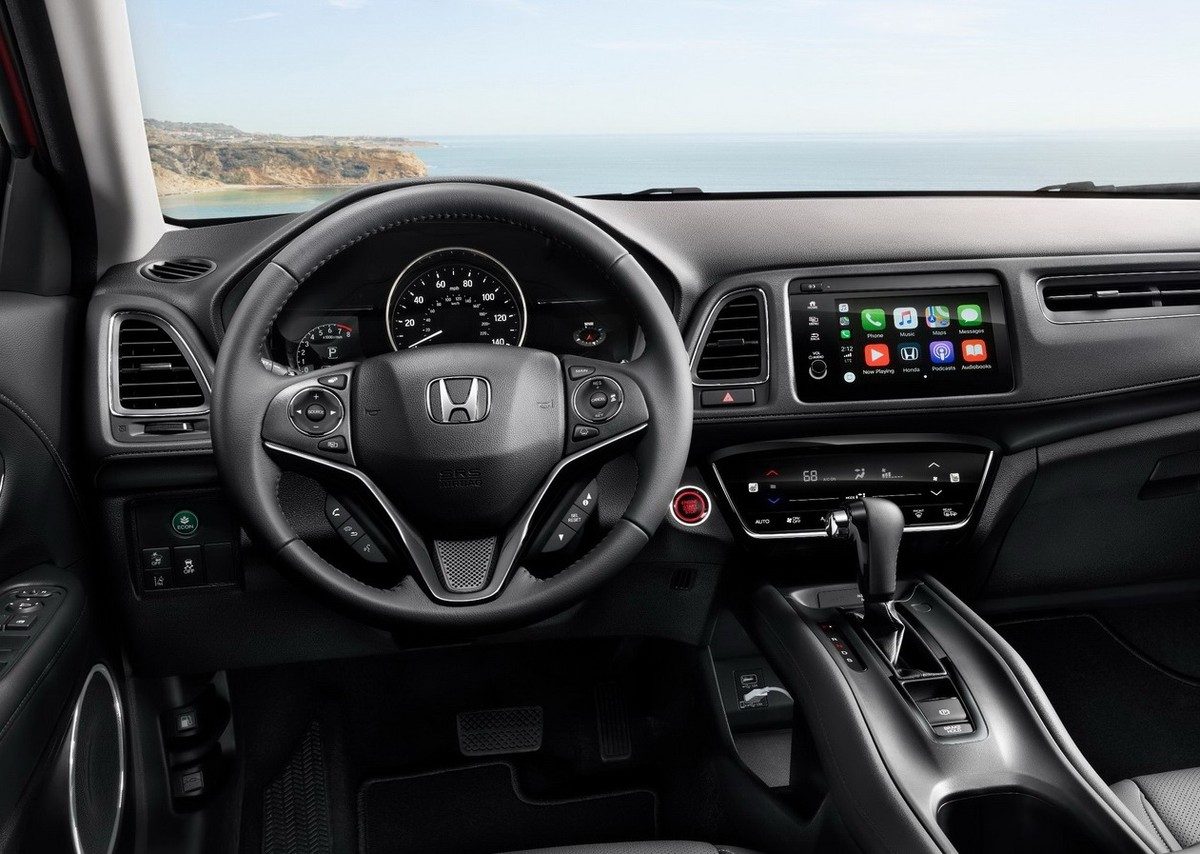 Honda Hr V Facelifted For 2018 Cars Co Za
