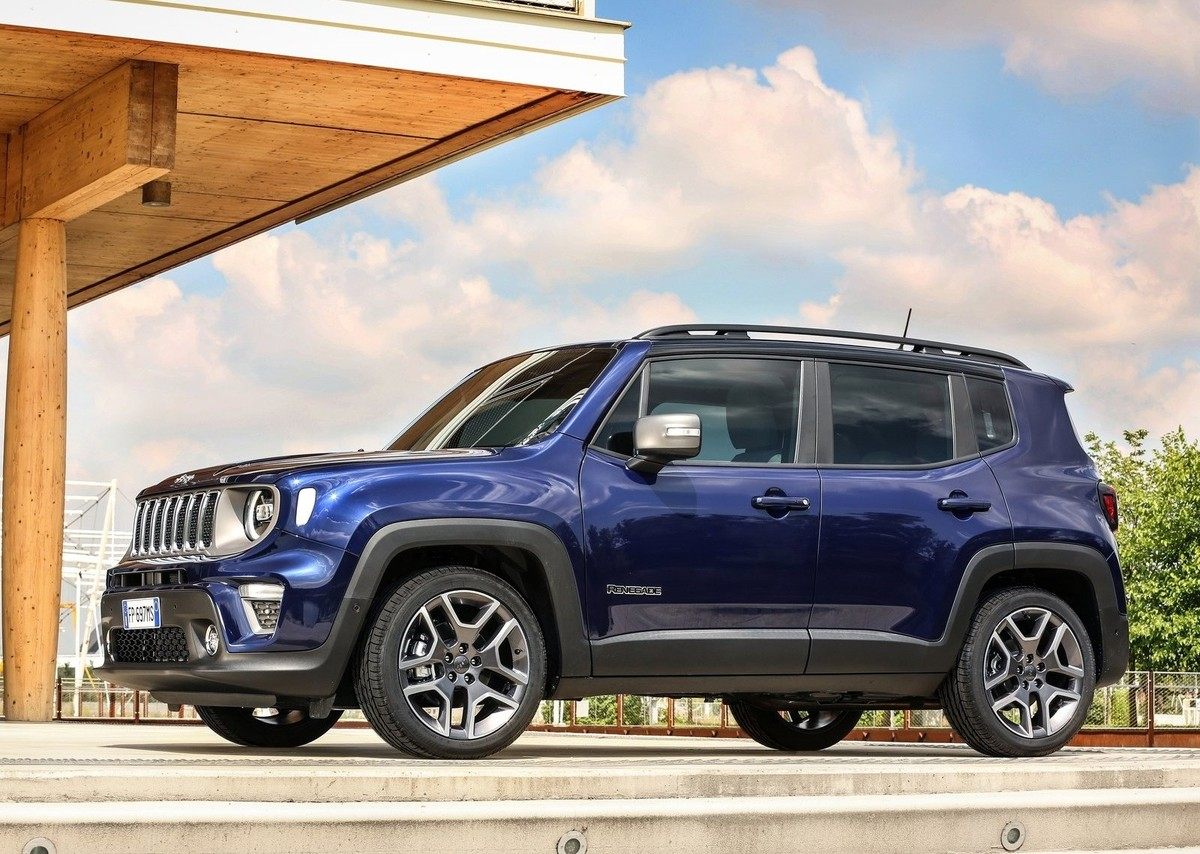 Jeep Renegade Facelifted For 2019 Cars Co Za