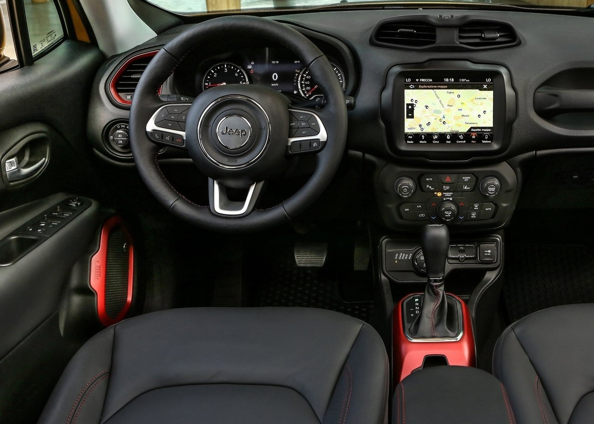 Jeep Renegade Interior >> Jeep Renegade Facelifted For 2019 Cars Co Za