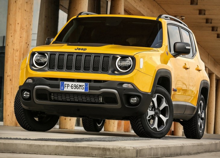 2018 Jeep Renegade: Changes, Design, Features, Price >> Jeep Renegade Facelifted For 2019 Cars Co Za