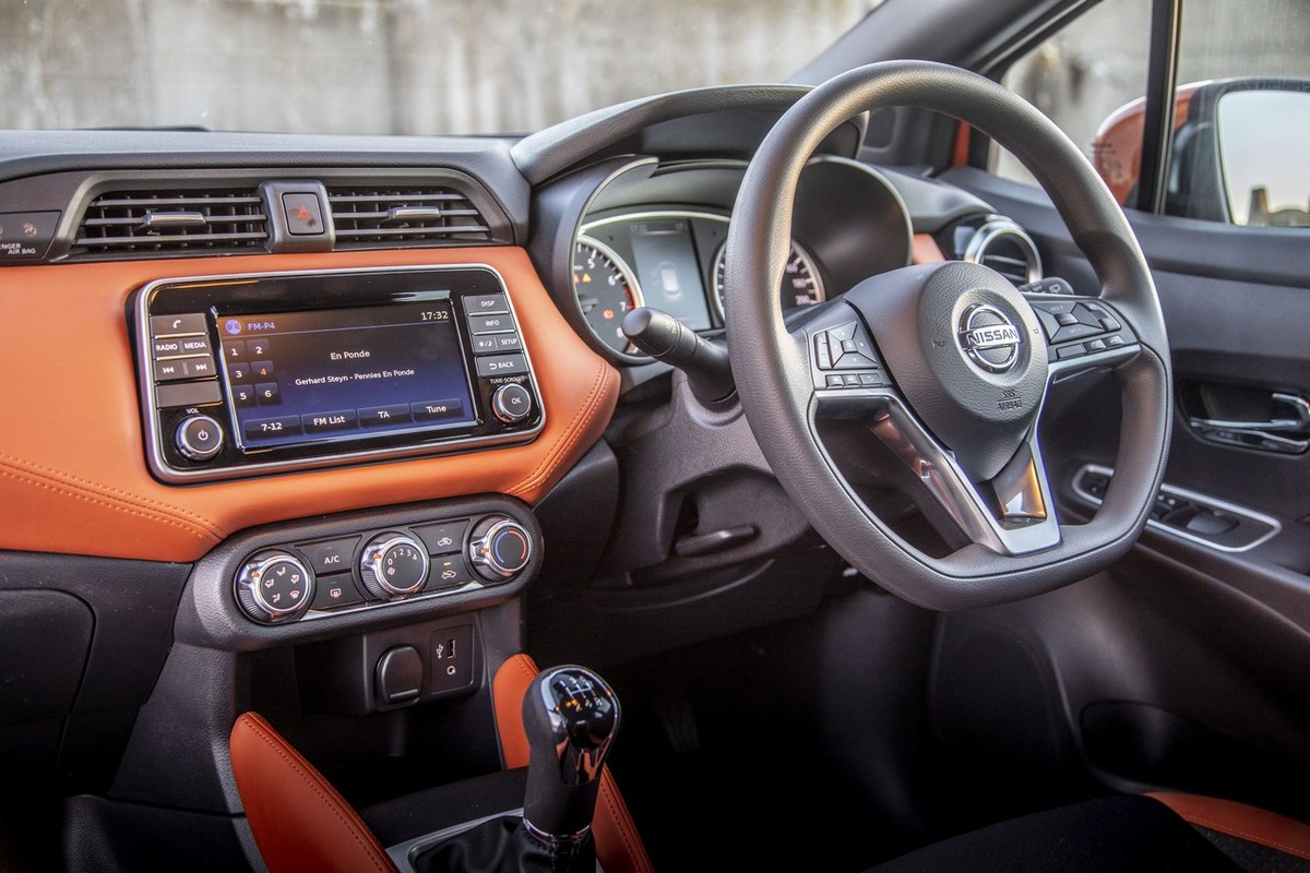 nissan micra (2018) specs & price - cars.co.za