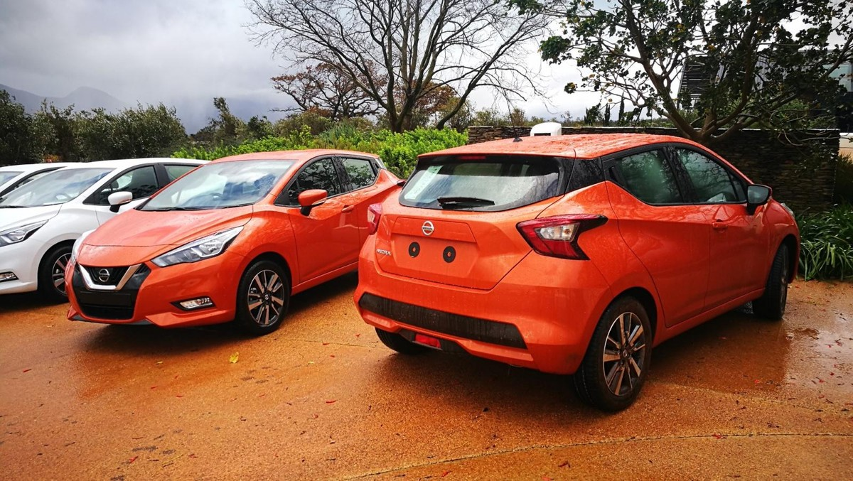 Nissan Micra 2018 Launch Review Cars Co Za