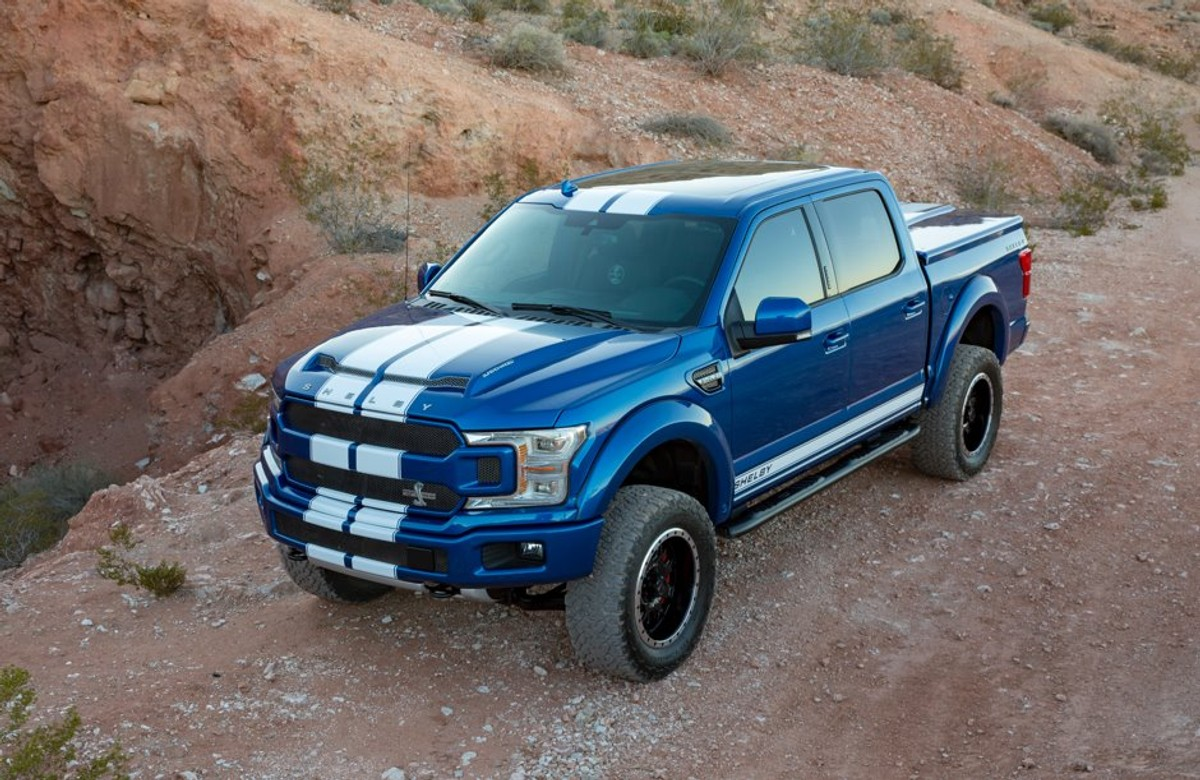 Shelby south africa has confirmed that it will be bringing in a number of ford f 150 trucks with shelby conversions heres what you need to know about