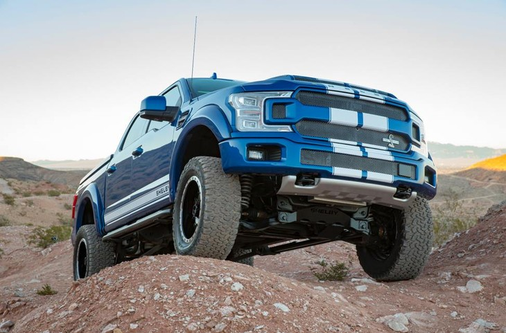 Shelby Ford Trucks >> Shelby F-150 Confirmed for South Africa - Cars.co.za