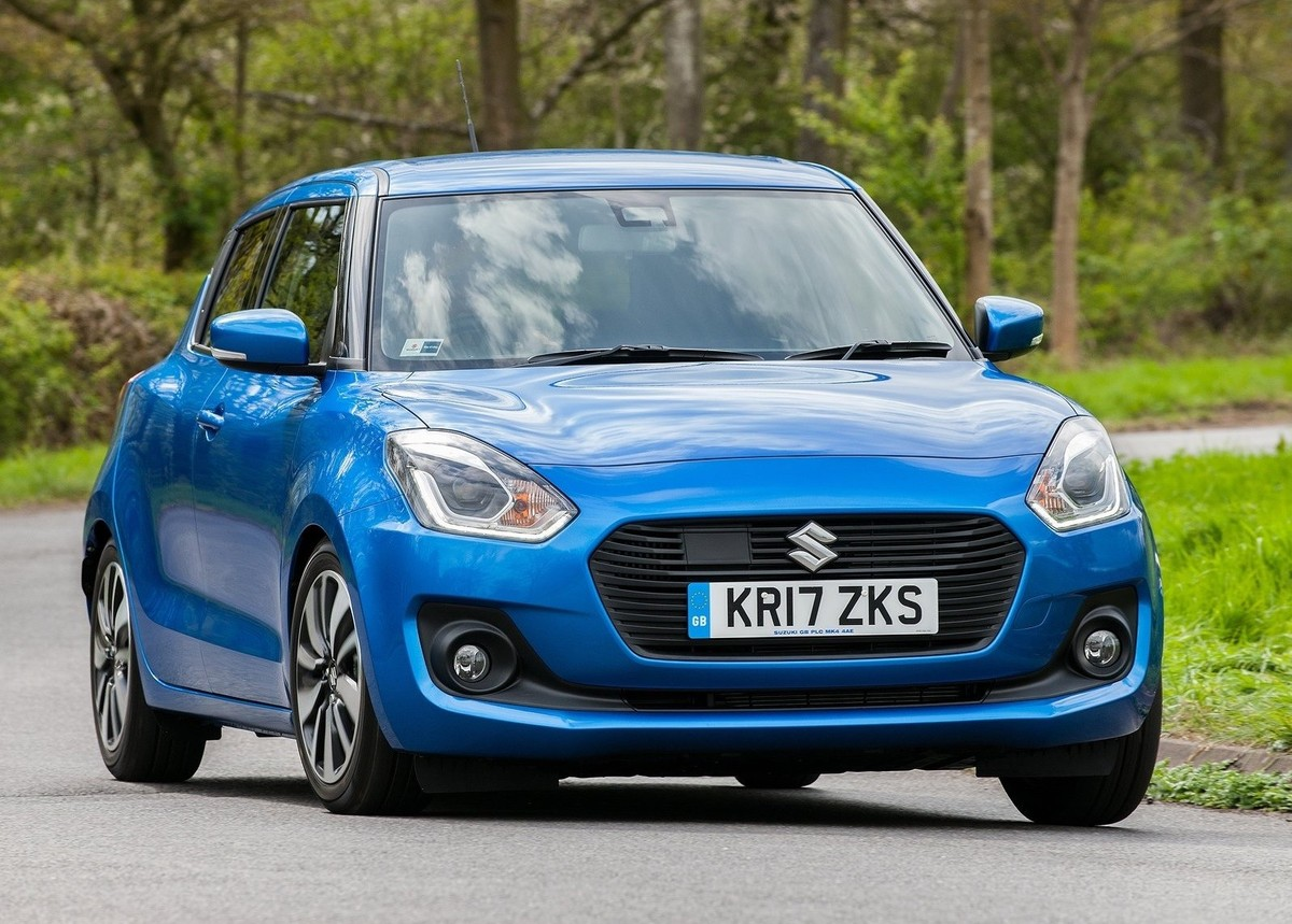 Suzuki Swift (2018) Specs & Price - Cars.co.za