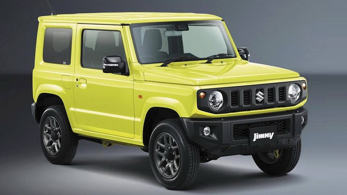 Its predecessor had been on the market for 20 years, but the  eagerly-awaited Suzuki Jimny is now finally available in South Africa.