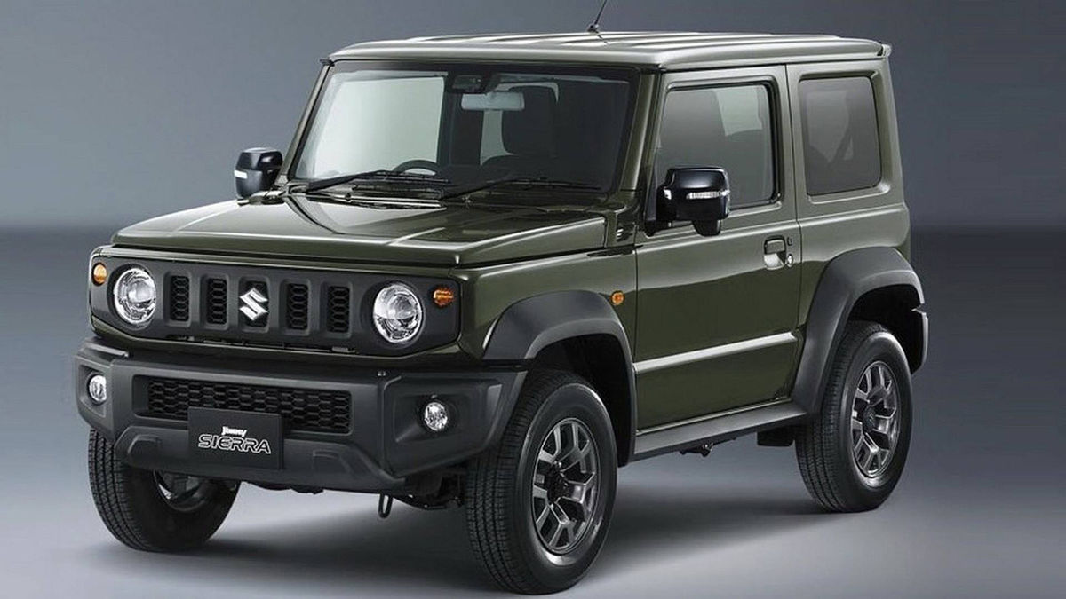 Suzuki Jimny (2018) Specs & Price - Cars co za