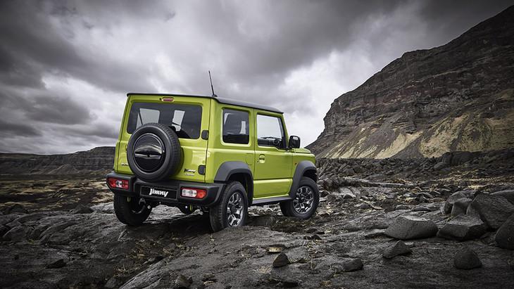 Suzuki Jimny (2018) Specs & Price - Cars co za