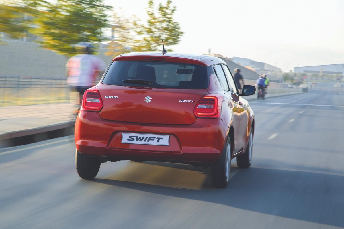 655250949a Suzuki Swift (2018) Launch Review - Cars.co.za