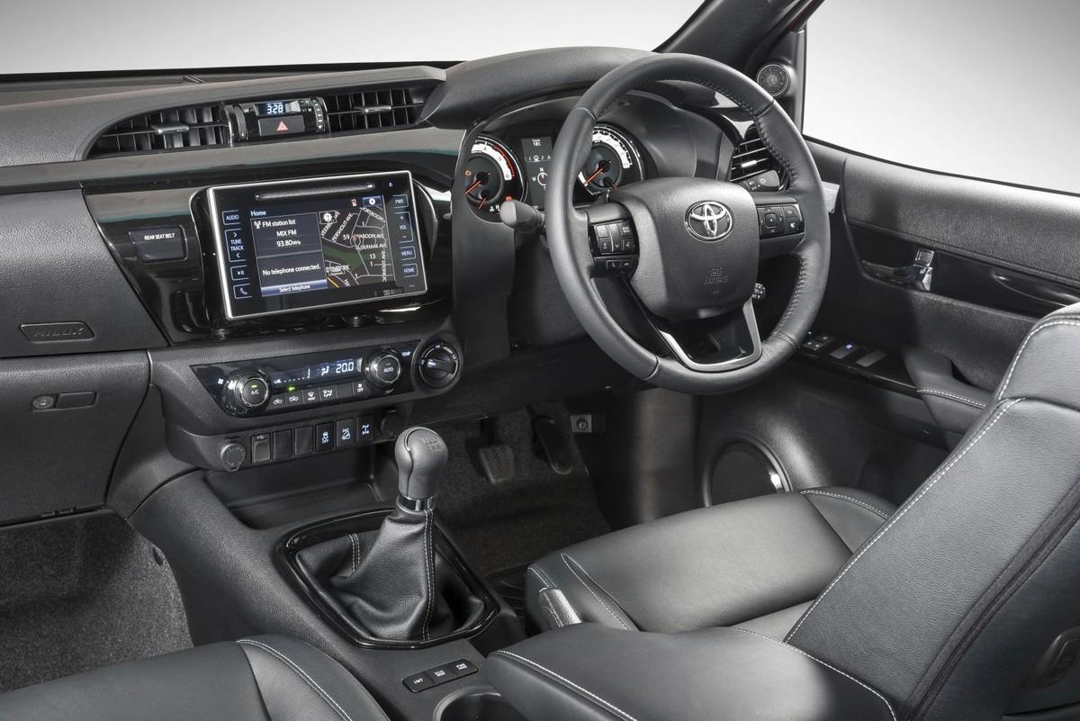 Toyota Hilux Dakar Edition 2018 Launch Drive W Video