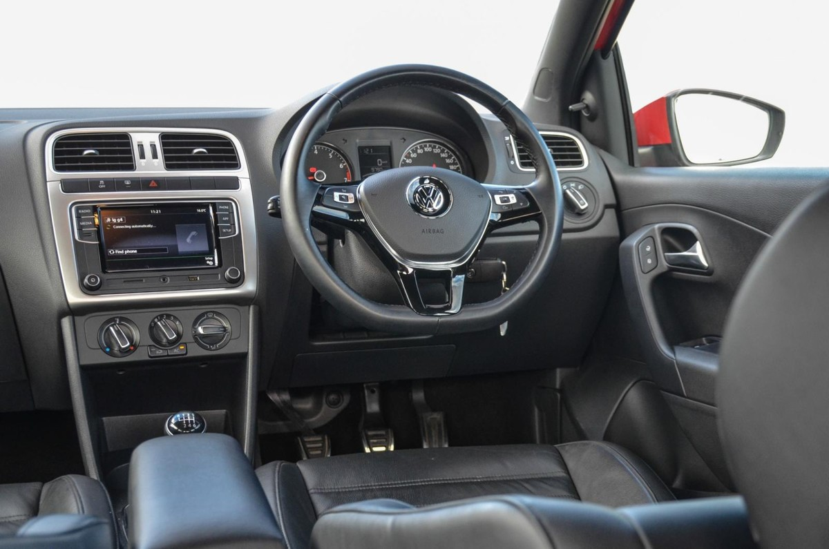 Polo Vivo Gt 2018 Automatic Volkswagen Car