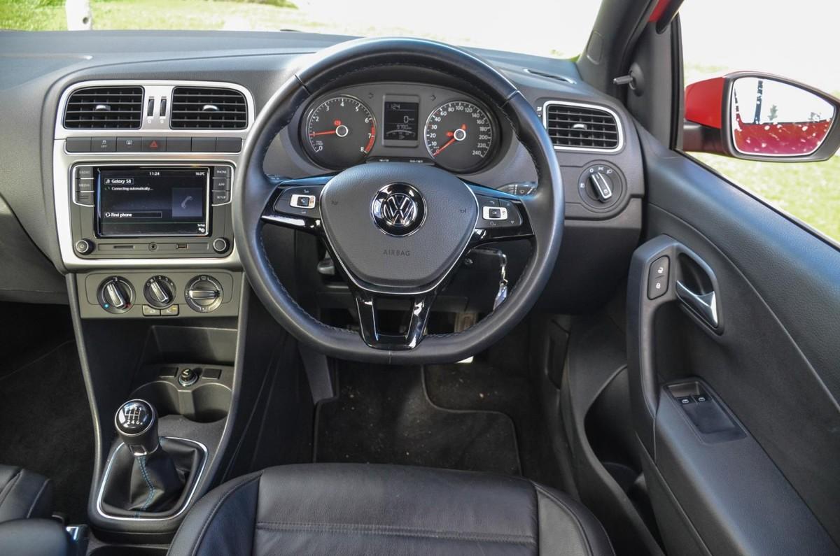 Volkswagen Polo Vivo Gt 2018 Quick Review Cars Co Za