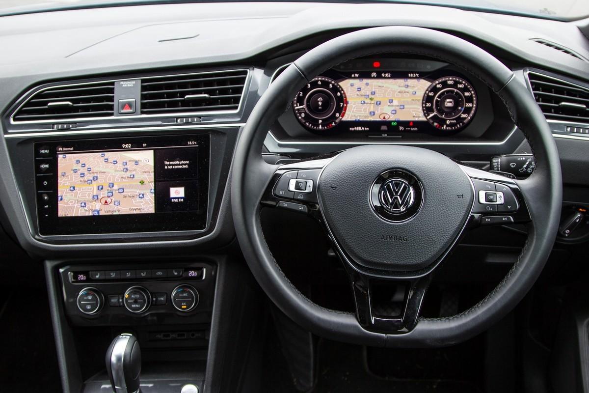Volkswagen Tiguan Allspace 2 0 Tsi 4motion Comfortline R