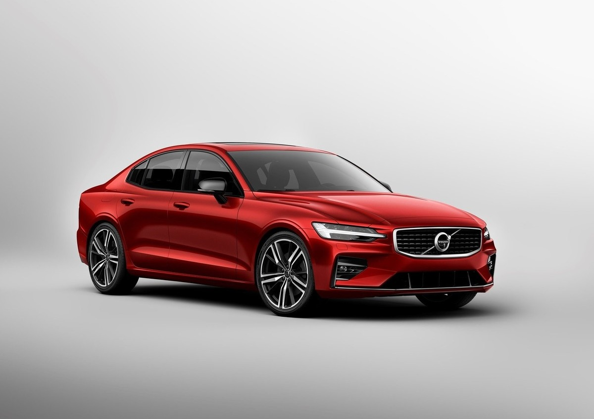 all-new volvo s60 revealed and it's coming to sa - cars.co.za