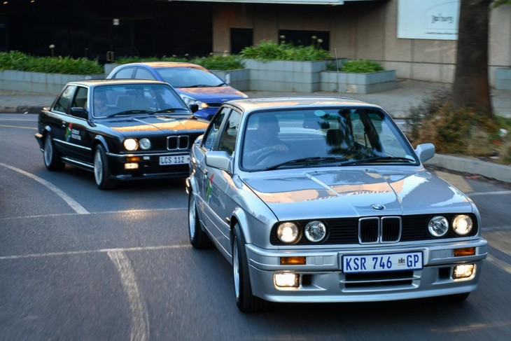 Classic Drive: BMW 325iS