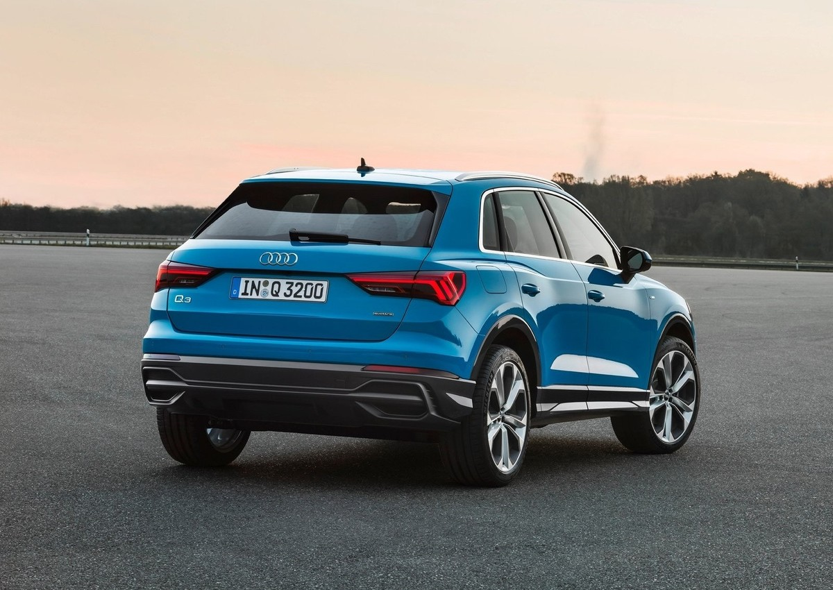 All-new Audi Q3 Revealed
