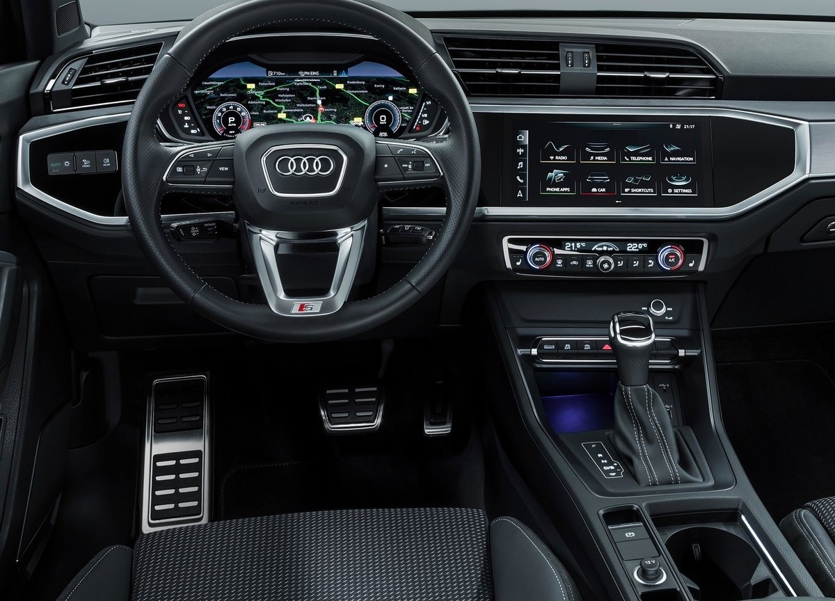 All New Audi Q3 Revealed Cars Co Za