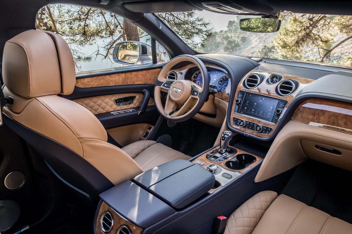 Bentley Bentayga Diesel 2018 Launch Review Cars Co Za