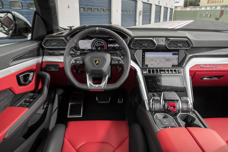 Top 5 Best Car Interiors Of 2018 So Far Cars Co Za