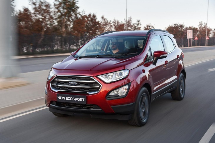 Ford Ecosport 2018 Launch Review Cars Co Za