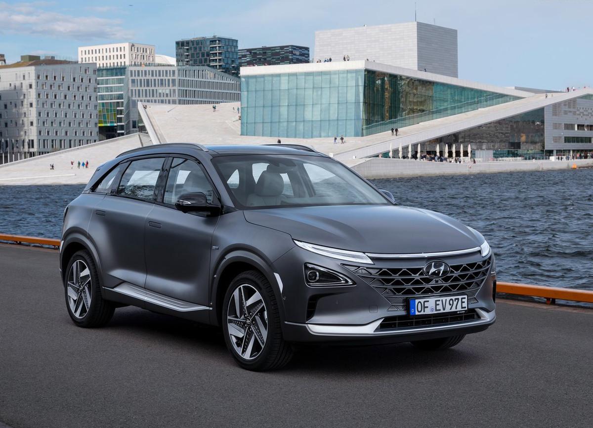 Hyundai Nexo A Car That Purifies The Air As You Drive