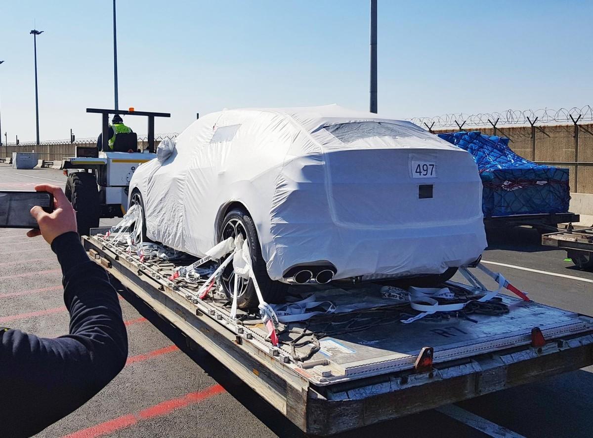 The R3 5 Million Lamborghini Urus Arrives In Sa Cars Co Za
