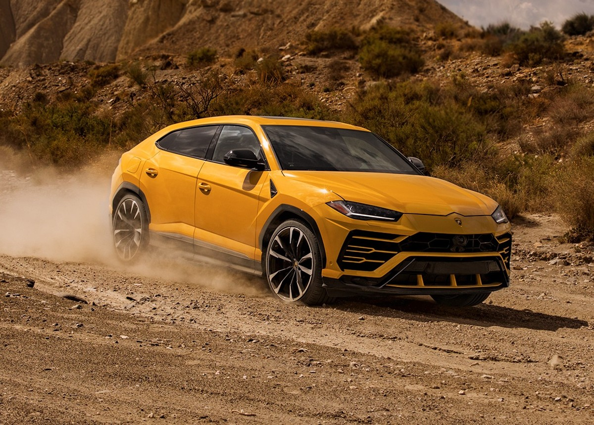 The R3 5 Million Lamborghini Urus Arrives In Sa Cars Co Za