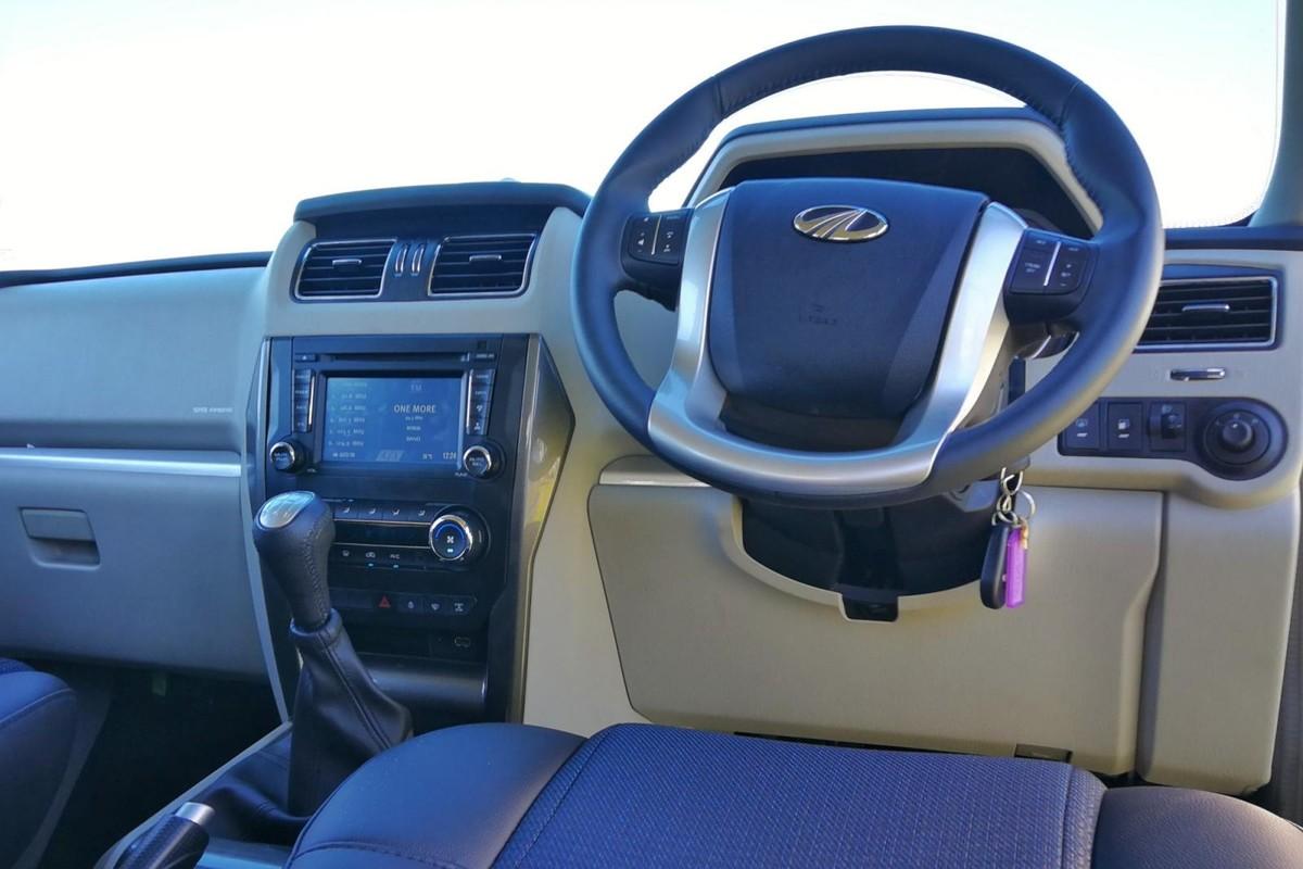 Admirable Mahindra Scorpio 2 2Crde S11 4X4 2018 Launch Review Cars Creativecarmelina Interior Chair Design Creativecarmelinacom