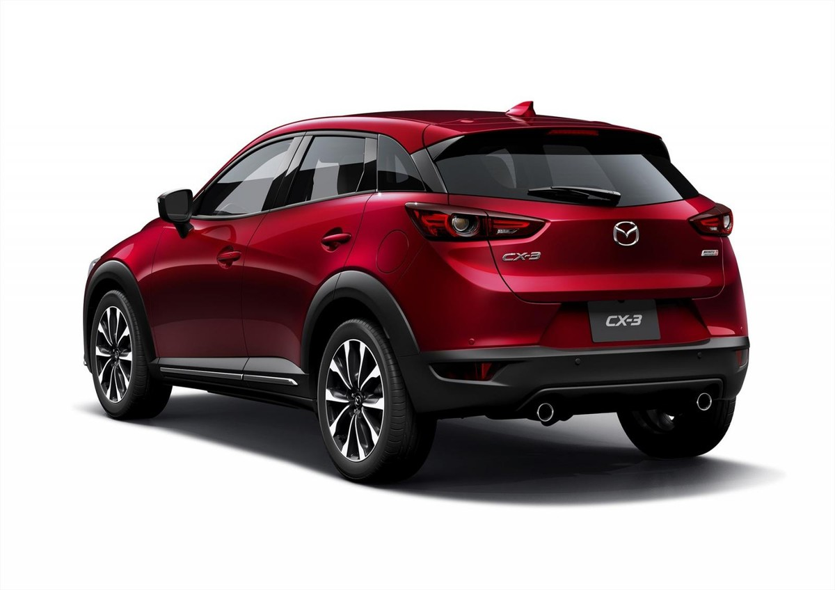 Mazda Cx 3 2018 Specs Price Cars Co Za