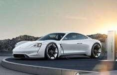 Porsche MissionEConcept