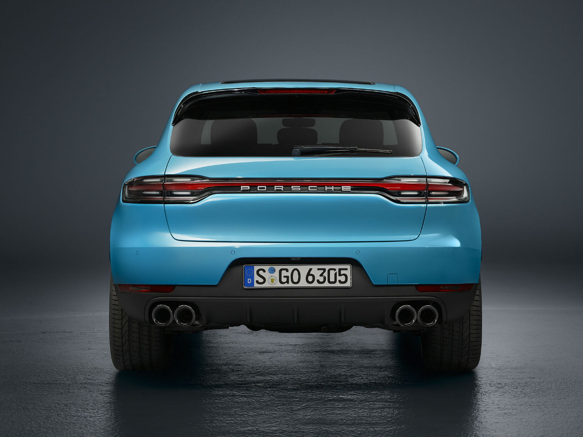 Facelifted Porsche Macan 2019 Revealed Cars Co Za
