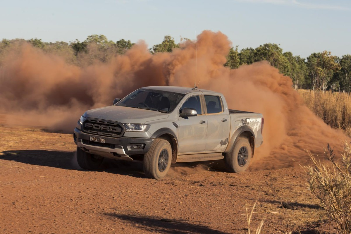 Ford Ranger Raptor (2019) International Launch Review ...