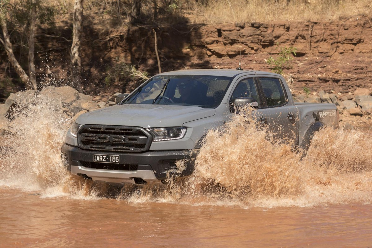 Ford Ranger Raptor 2019 International Launch Review Cars