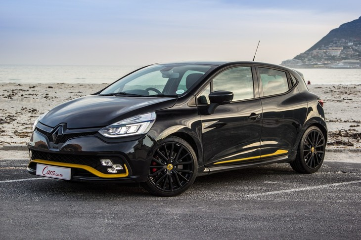 Renault Clio Rs18 2018 Quick Review Carscoza