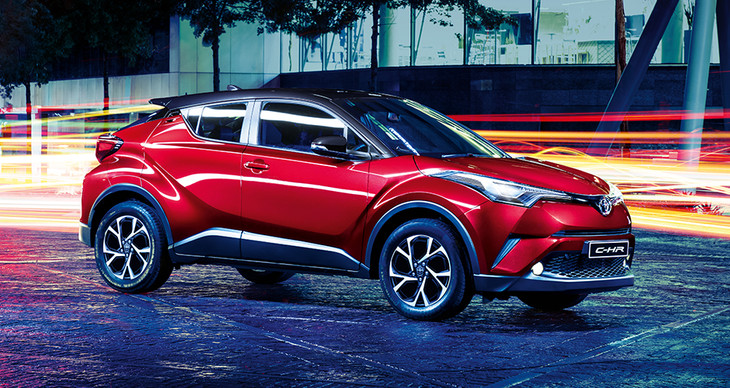 toyota c-hr (2018) specs & price - cars.co.za
