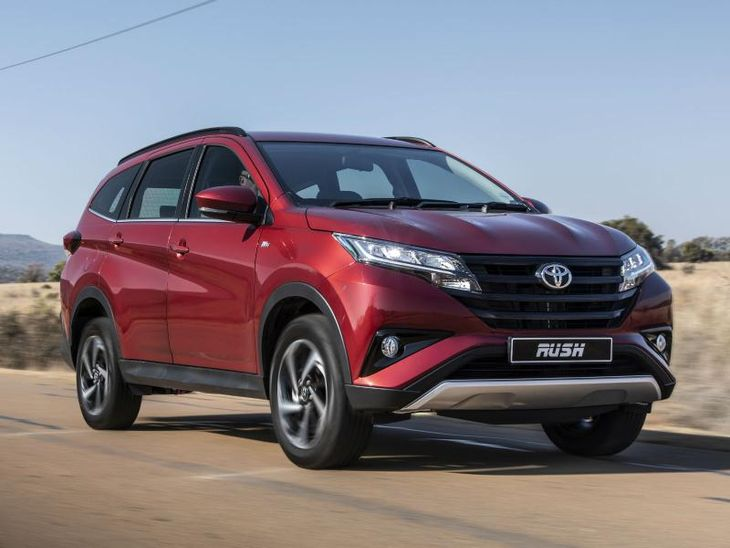 Toyota Rush 2018 Launch Review Cars