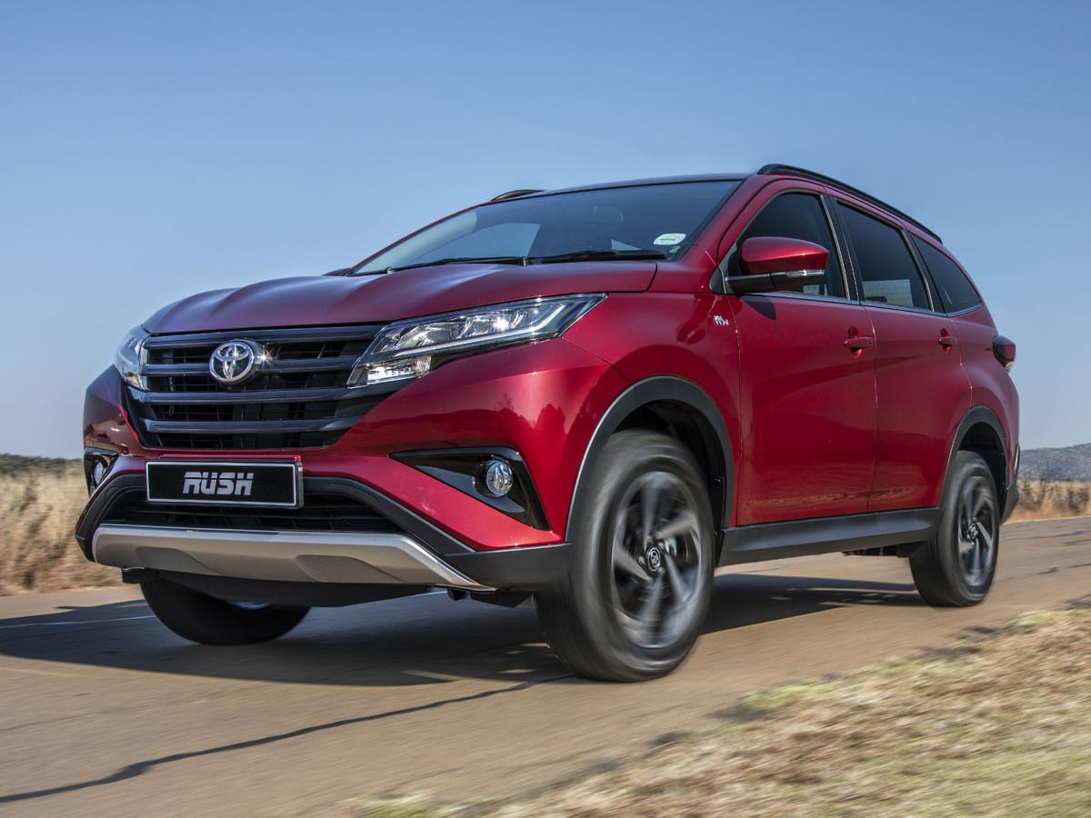 Toyota Rush 2018 Launch Review Cars Co Za