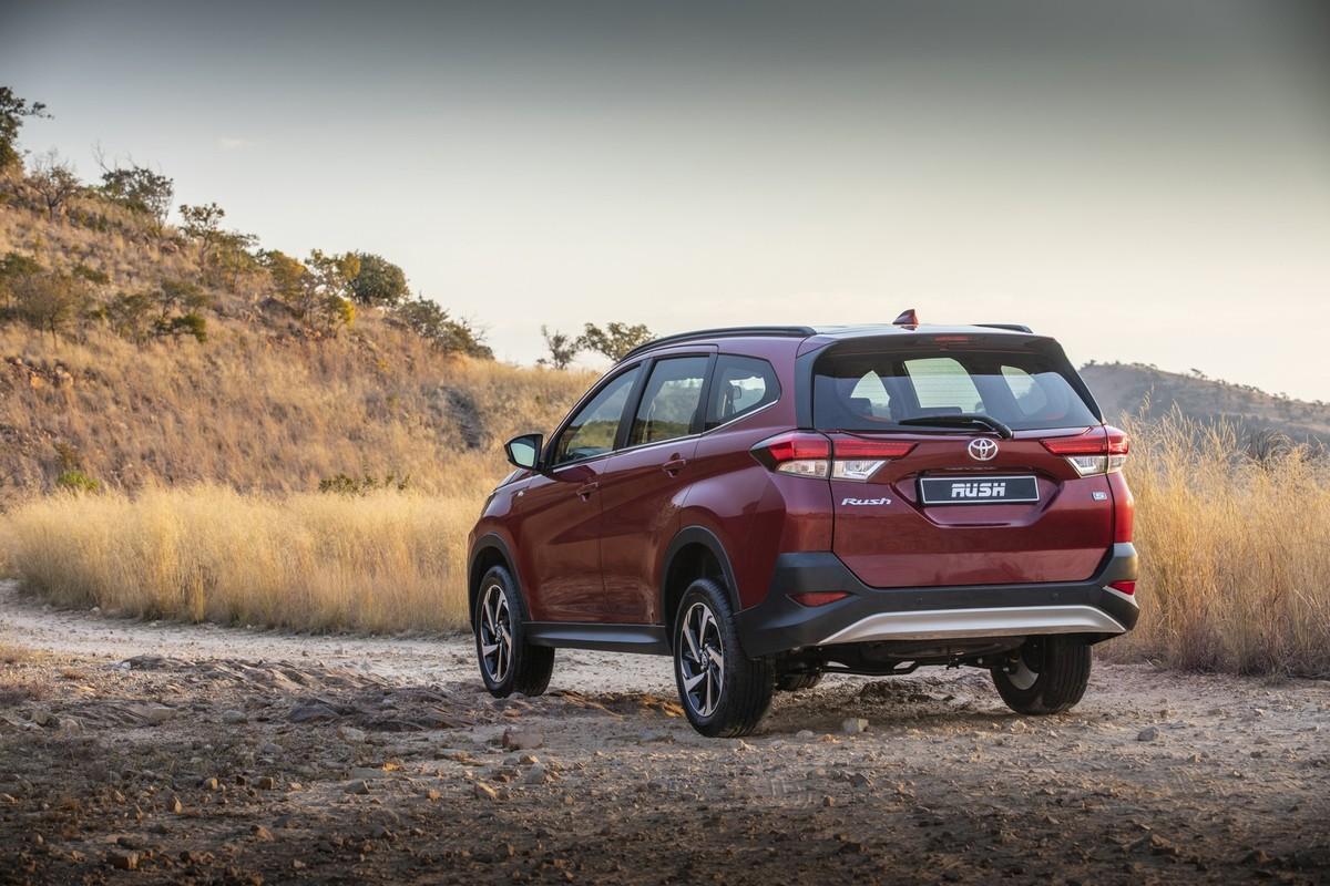 Toyota Rush (2018) Launch Review
