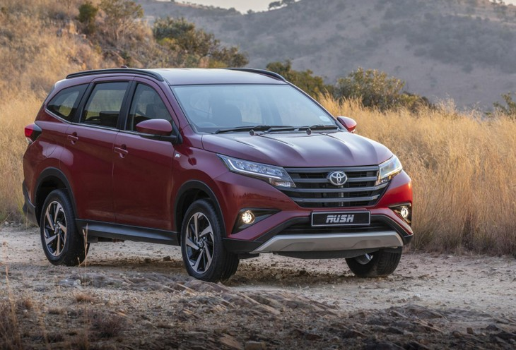 Toyota Rush (2018) Launch Review - Cars co za