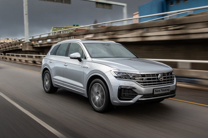Vw Touareg 2018 >> Volkswagen Touareg 2018 Launch Review Cars Co Za