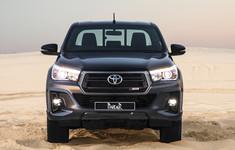 Toyota Hilux Dakar5