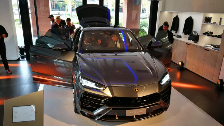 The R3.5,million Lamborghini Urus Arrives in SA , Cars.co.za