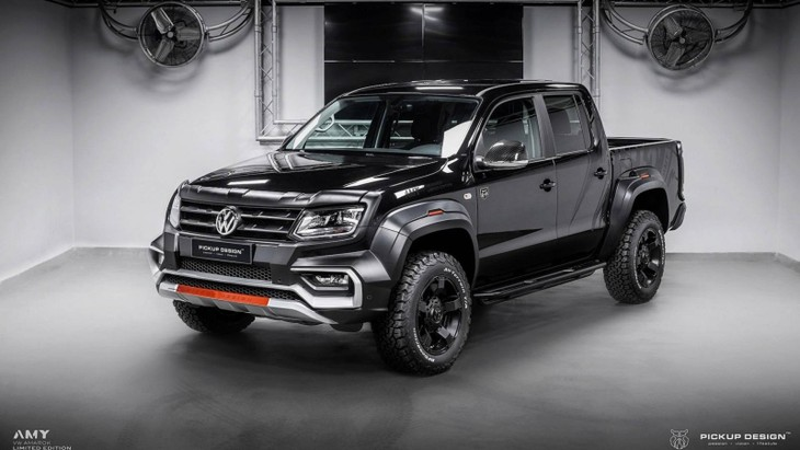 is this the ultimate volkswagen amarok. Black Bedroom Furniture Sets. Home Design Ideas