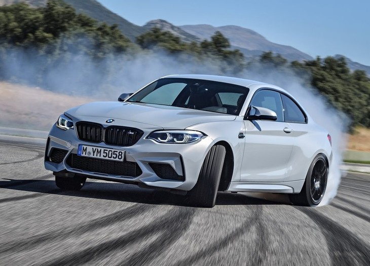 BMW M2competition