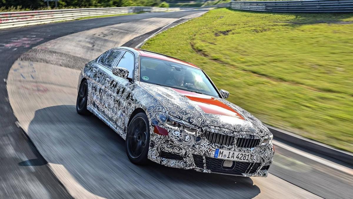New Bmw 3 Series Details Emerge Cars Co Za