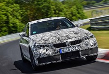 2019 Bmw 3 Series Teaser2