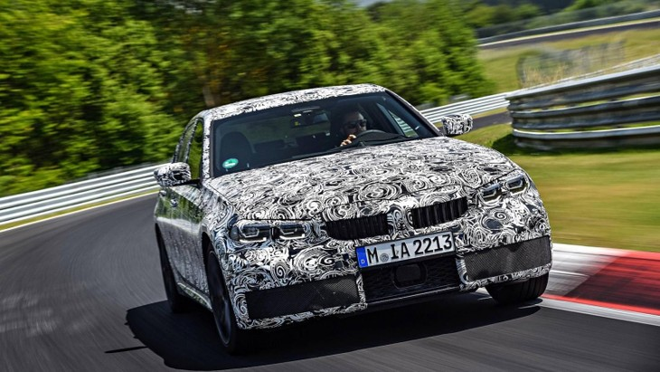 New Bmw 3 Series Details Emerge Cars Co Za